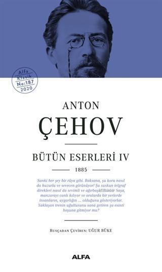 Anton Çehov Bütün Eserleri 4 Ciltli; 1885