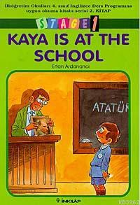 Kaya Is At School (4.sınıf 2.kitap)