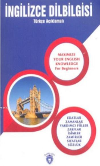 İngilizce Dilbilgisi; Türkçe Açıklamalı