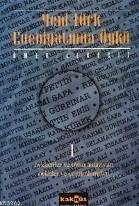 Yeni Türk Edebiyatında Öykü 1