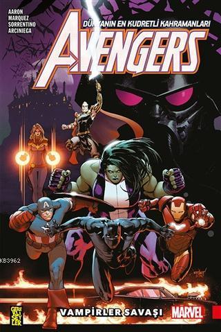 Avengers 3 : Vampirler Savaşı; Avengers 2 : War of Wampires