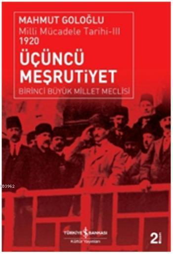 Üçüncü Meşrutiyet; Milli Mücadele Tarihi 3 - 1920