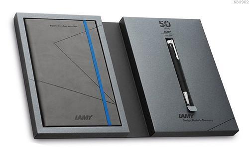 Lamy Logo 50.Yil Defterli Tükenmez Kalem Seti