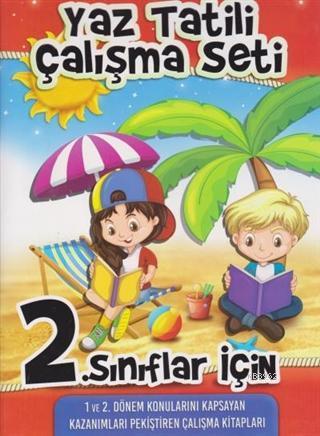 2. Sınıflar İçin Yaz Tatili Çalışma Seti