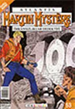 Martin Mystere; İmkansızlıklar Dedektifi; Özel Seri Atlantis Satı: 53