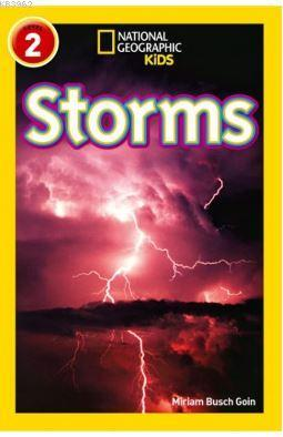 Storms (Readers 2); National Geographic Kids