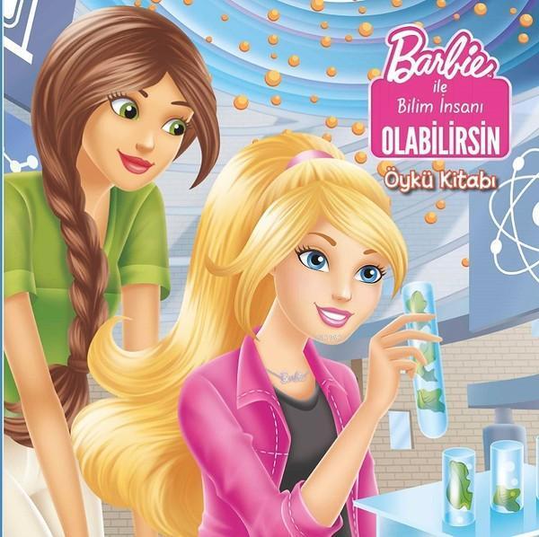 Barbie ile Bilim İnsanı Olabilirsin