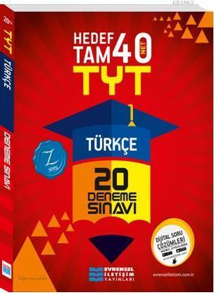 TYT Türkçe Video Çözümlü 20'li Deneme Sınavı; (1. Oturum)