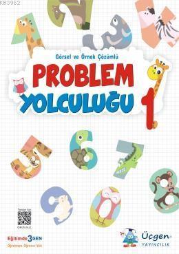 Üçgen Yayınları 1. Sınıf Problem Yolculuğu Üçgen
