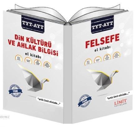 Limit Yayınları TYT AYT Felsefe El Kitabı Limit