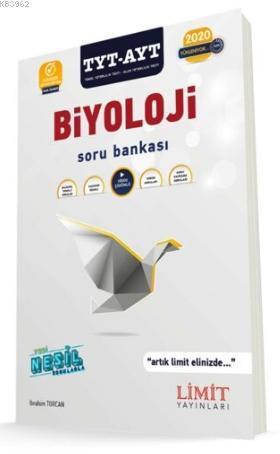 Limit TYT - AYT Biyoloji Soru Bankası