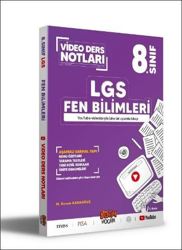 8.Sınıf LGS Video Ders Notları Benim Hocam Yayınları
