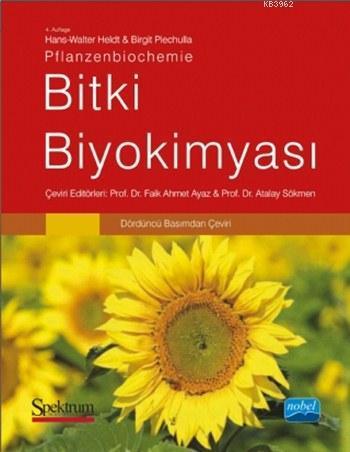 Bitki Biyokimyası; Pflanzenbiochemie