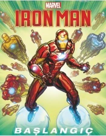 Marvel Iron Man Başlangıç