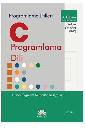 Programlama Dilleri C Programlama Dili