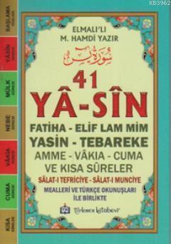 41 Ya-sin (Kod: YAS001-Cep Boy)