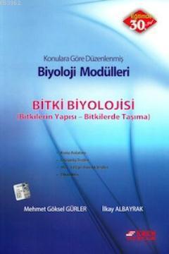 Biyoloji Modülleri Bitki Biyolojisi