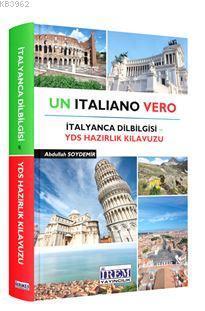 YDS İtalyanca Dilbilgisi ve Hazırlık Klavuzu