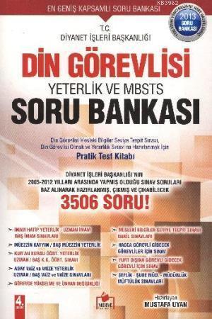 Din Görevlisi Yeterlik ve MBSTS Soru Bankası