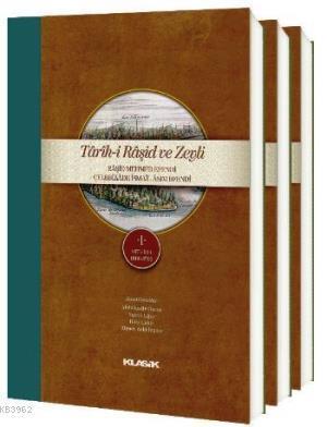 Tarih-i Raşid ve Zeyli (3 Cilt, Karton Kapak)