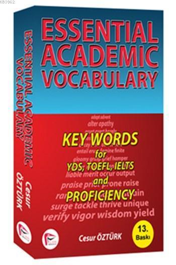 Essential Academic Vocabulary
