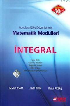 Matematik Modülleri İntegral