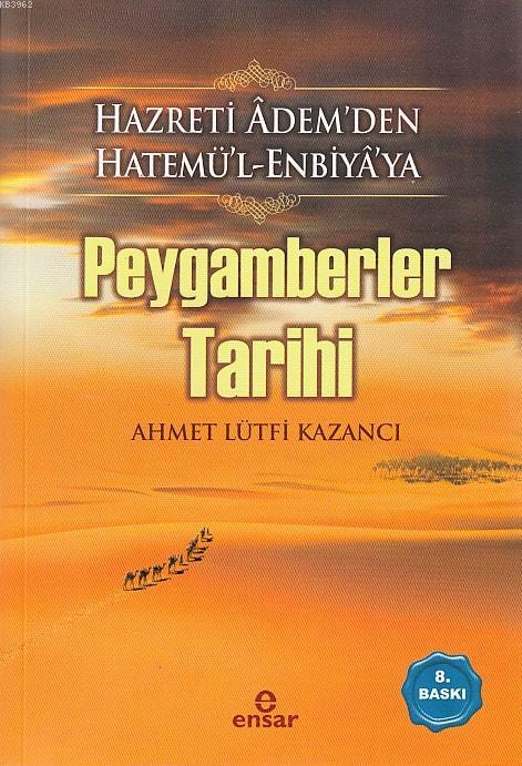 Peygamberler Tarihi