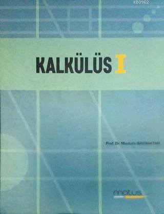 Kalkülüs - I