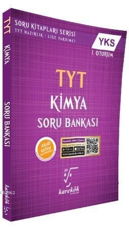 Karekök Yayınları TYT Kimya Soru Bankası Karekök