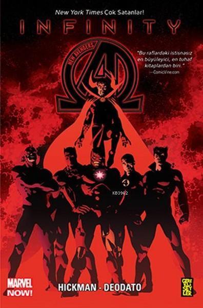 New Avengers (Marvel Now!) 2 - Infinity