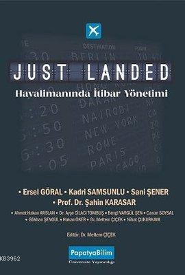 Just Landed: Havalimanı İtibar Yönetimi