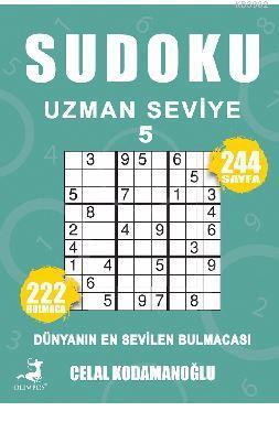 Sudoku Uzman Seviye-5