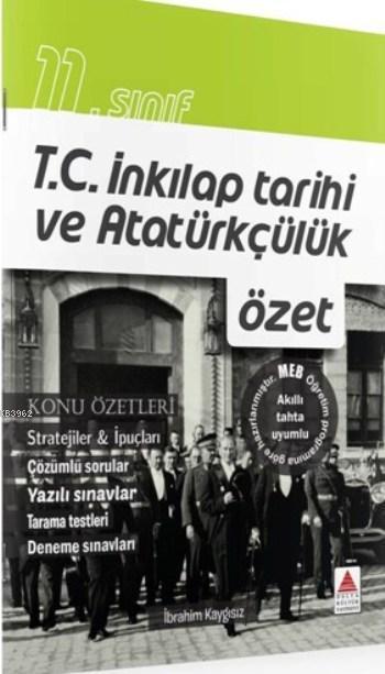 T.C. İnkılap Tarihi ve Atatürkçülük; özet