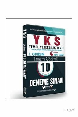 YKS Tamamı Çözümlü 10 Deneme