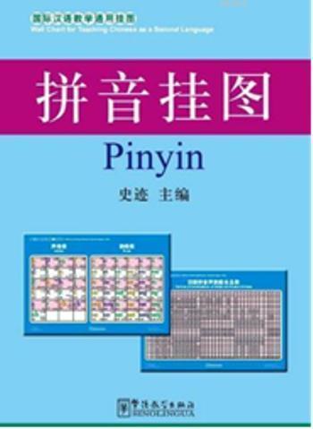 Pinyin Charts; Çince Fonetik Alfabesi Posterleri