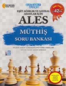 ALES Müthiş Soru Bankası (Eşit Ağırlık ve Sayısal Adaylar İçin)