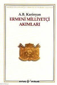 Ermeni Milliyetçi Akımları