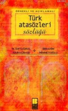Türk Atasözleri Sözlüğü