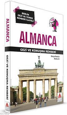 Delta Kültür Yayınları Almanca Gezi ve Konuşma Rehberi Delta Kültür