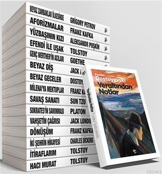Dünya Klasikleri Seti (16 Kitap Takım)
