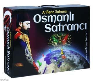 Ariflerin Satrancı Osmanlı Satrancı (Kod:009)