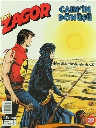 Yeni Zagor Cain'in Dönüşü Sayı: 32