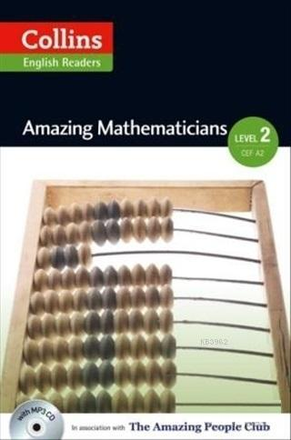 Amazing Mathematicians +CD (A.People Readers 2) A2-B1