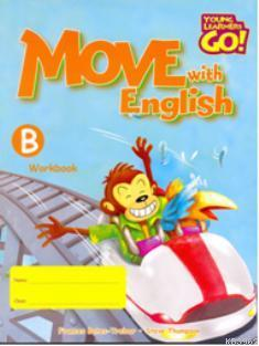 Move with English Pupils Book - B