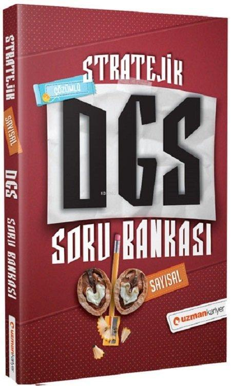 2020 DGS Sayısal Stratejik Çözümlü Soru Bankası