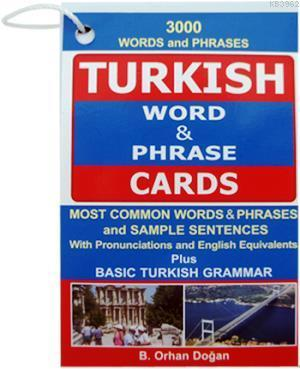 Turkish Word & Phrase Cards