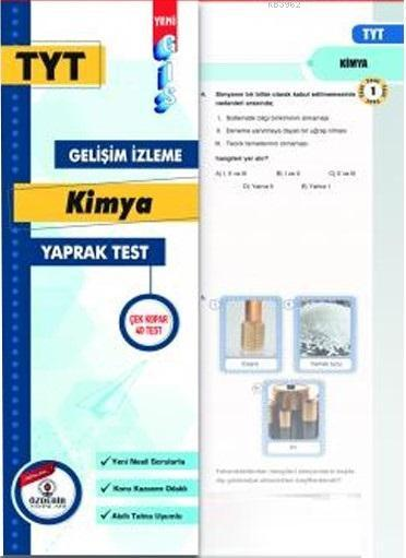 Özdebir TYT Kimya Gis Yaprak Test
