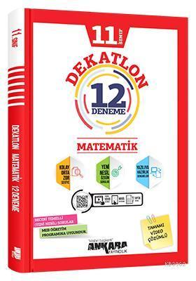 11.Sınıf Dekatlon Matematik 12 Deneme