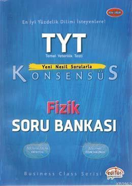 TYT Konsensüs Fizik Soru Bankası
