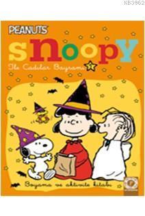 Snoopy  İle Cadılar Bayramı 1; Boyama ve Aktivite Kitabı